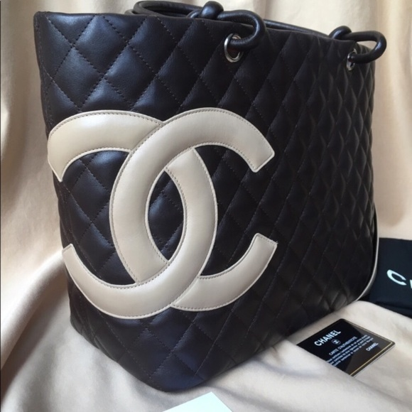 4bf64dd1a0e33f CHANEL Bags | Mint Condition Cambon Ligne Percent | Poshmark